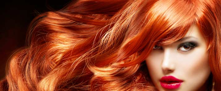 Red Hair Style, Salon 705 Services